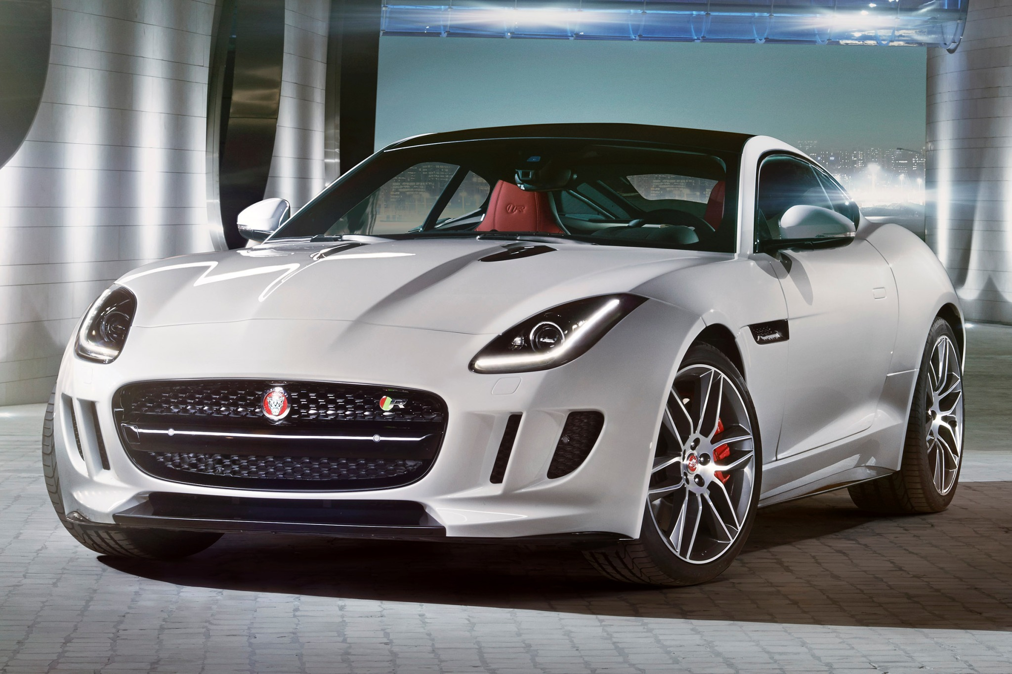 2015 Jaguar F-Type Coupe  exterior #1