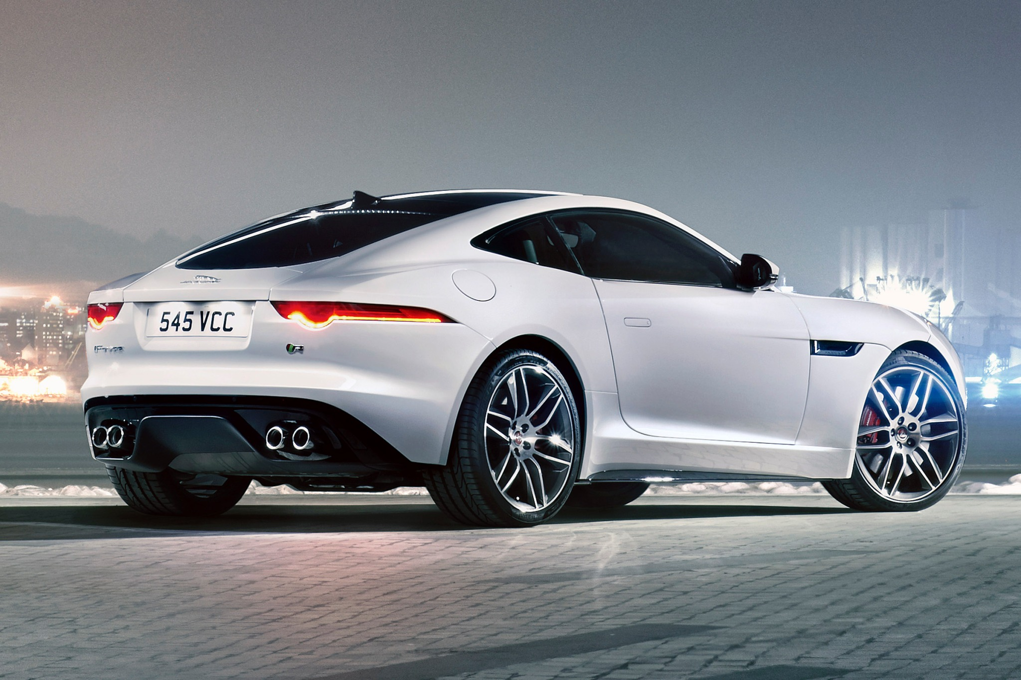 2015 Jaguar F-Type Coupe  exterior #5