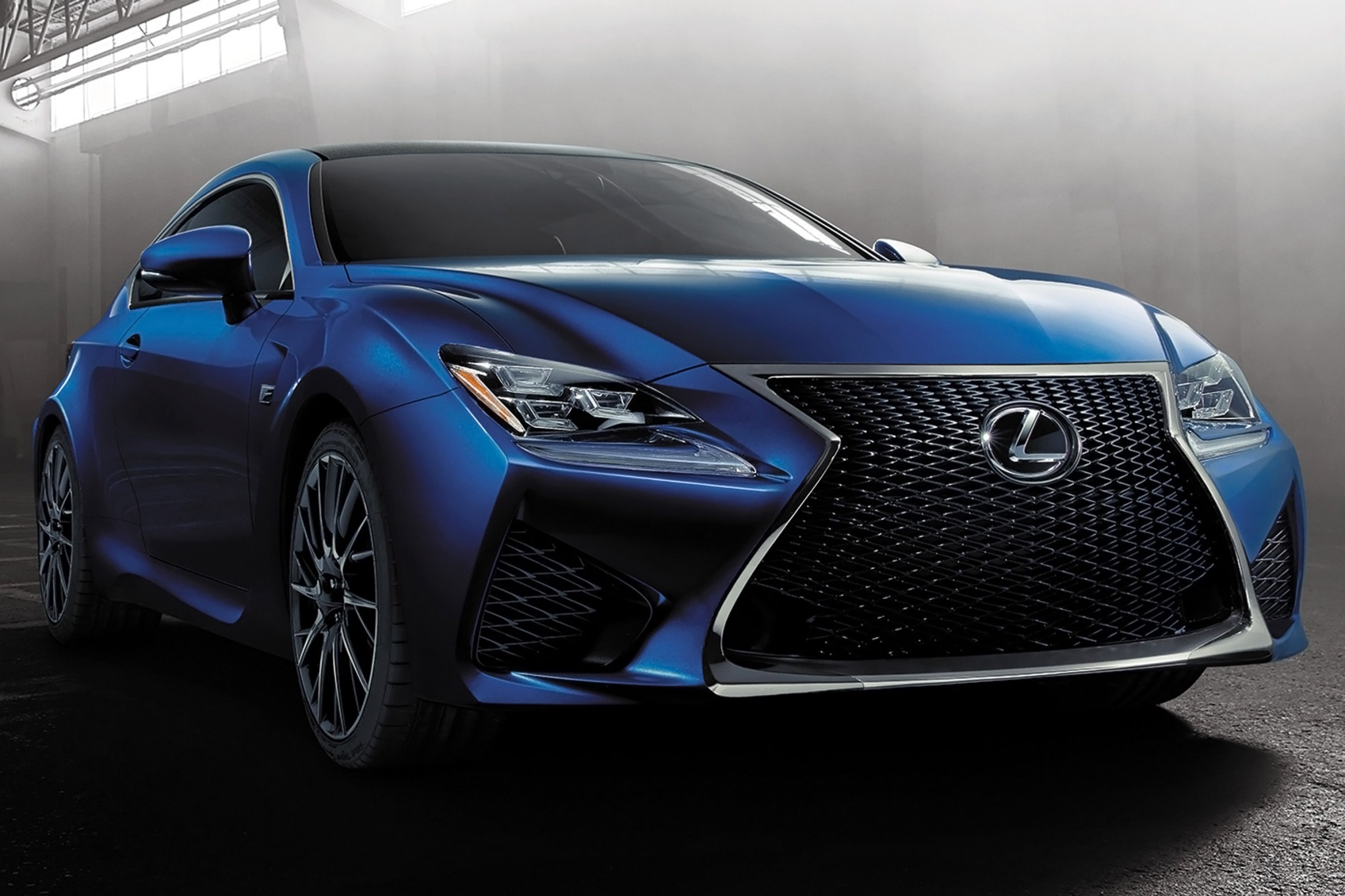 2015 Lexus RC F Coupe Ext exterior #2