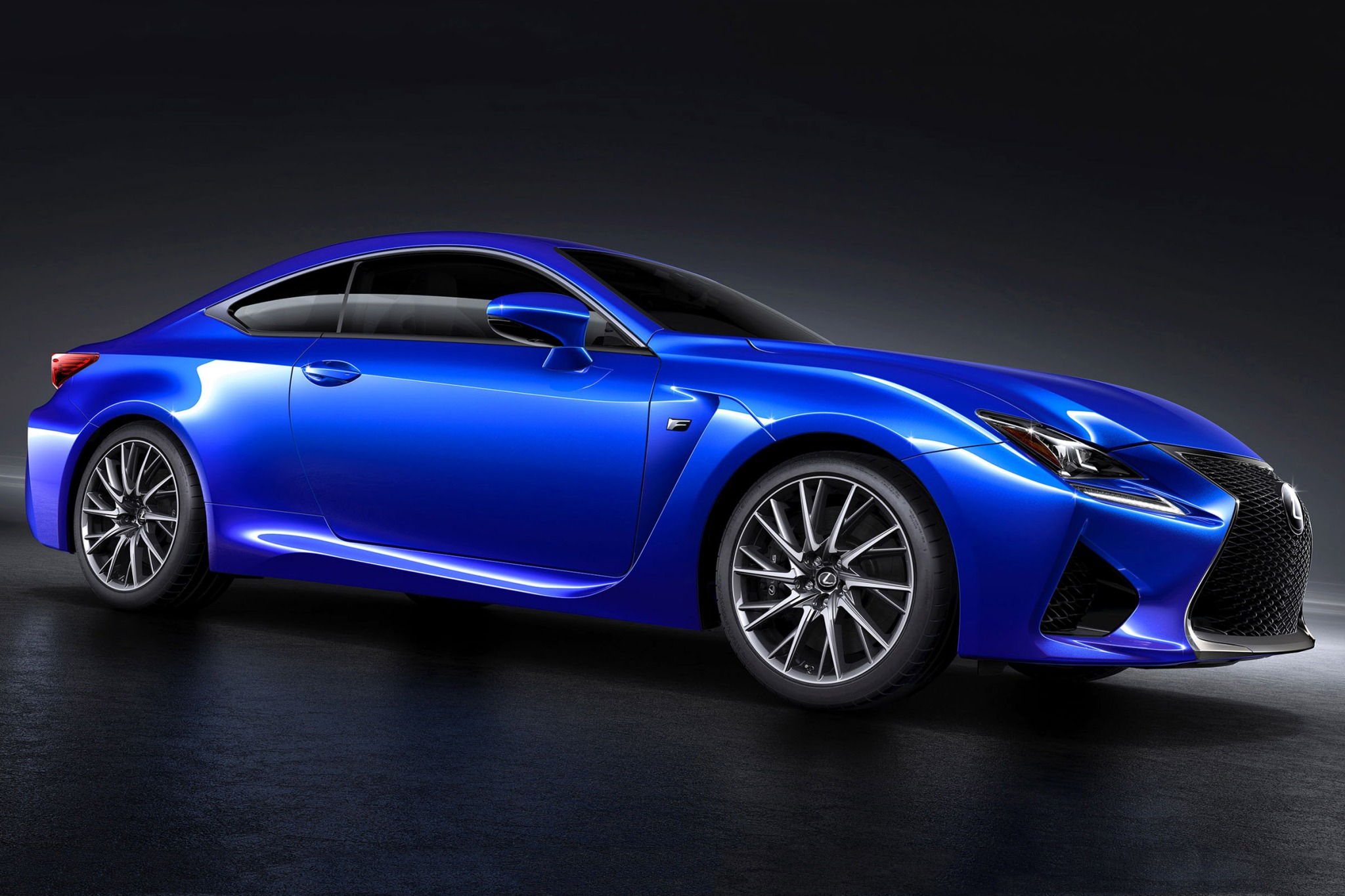 2015 Lexus RC F Coupe Ext exterior #1