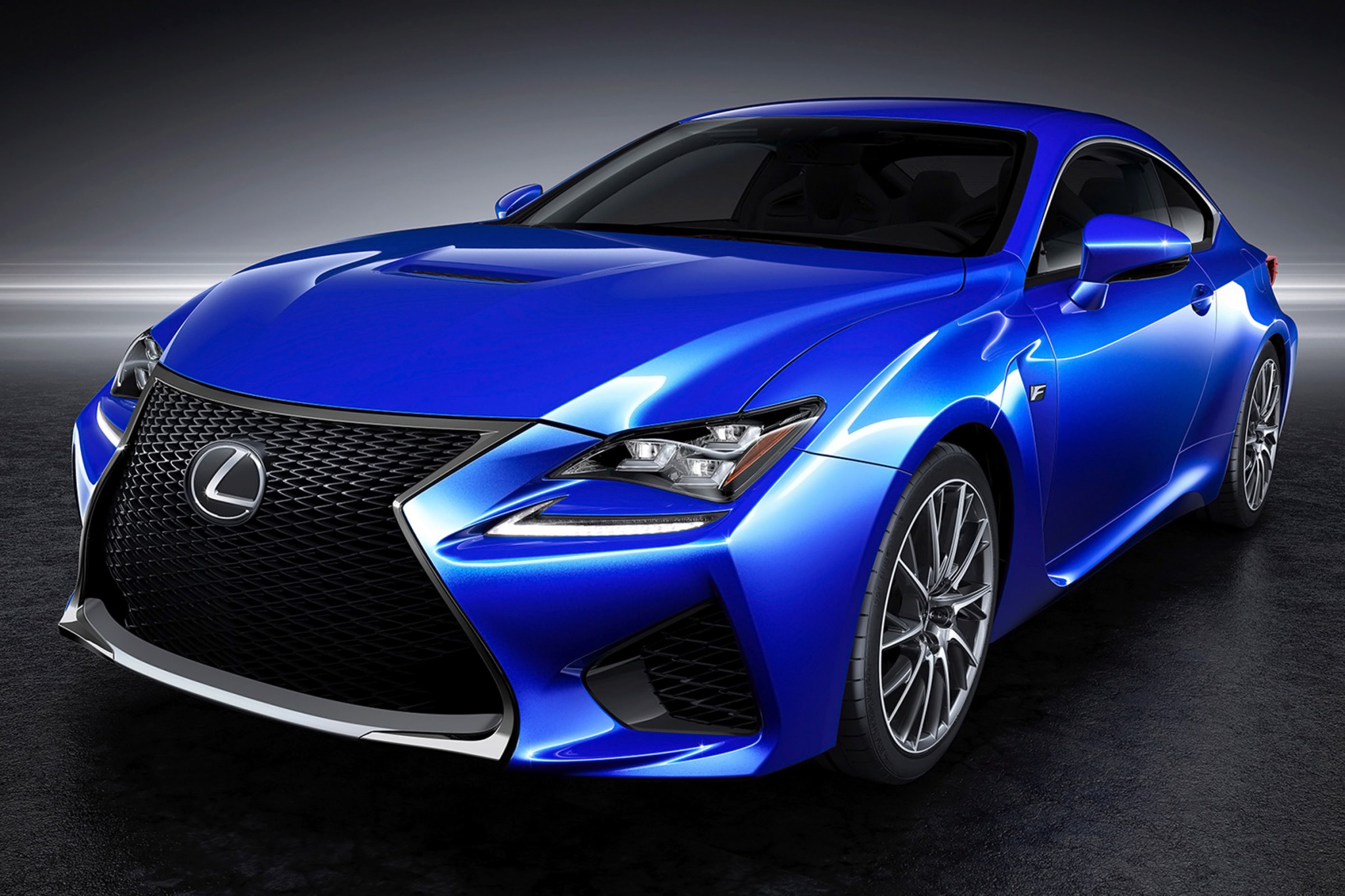 2015 Lexus RC F Coupe Ext exterior #3