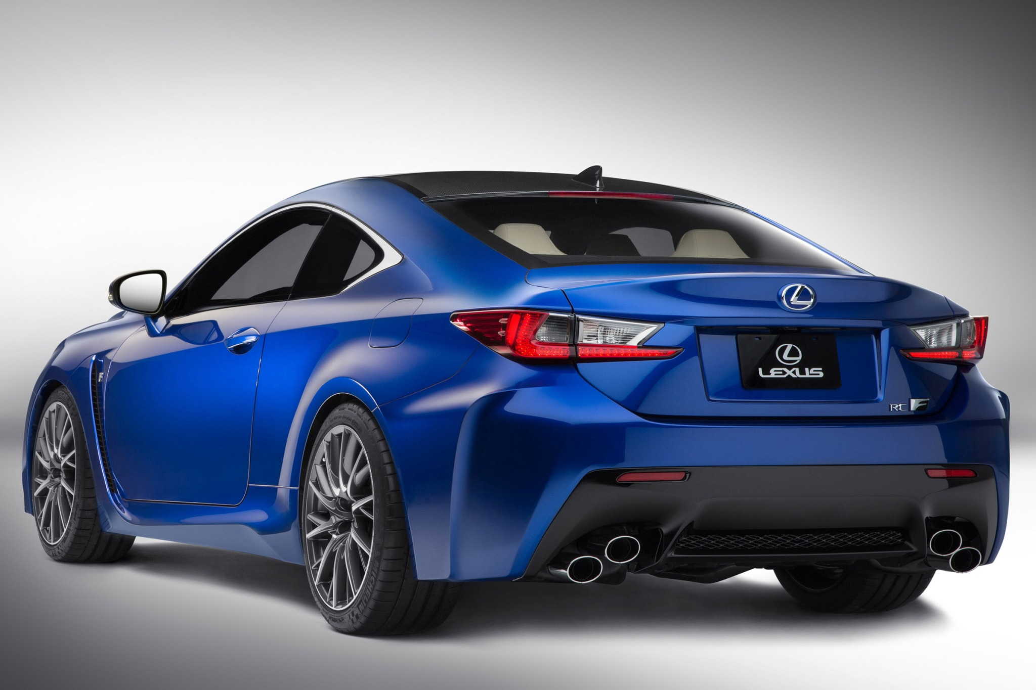 2015 Lexus RC F Coupe Ext exterior #7