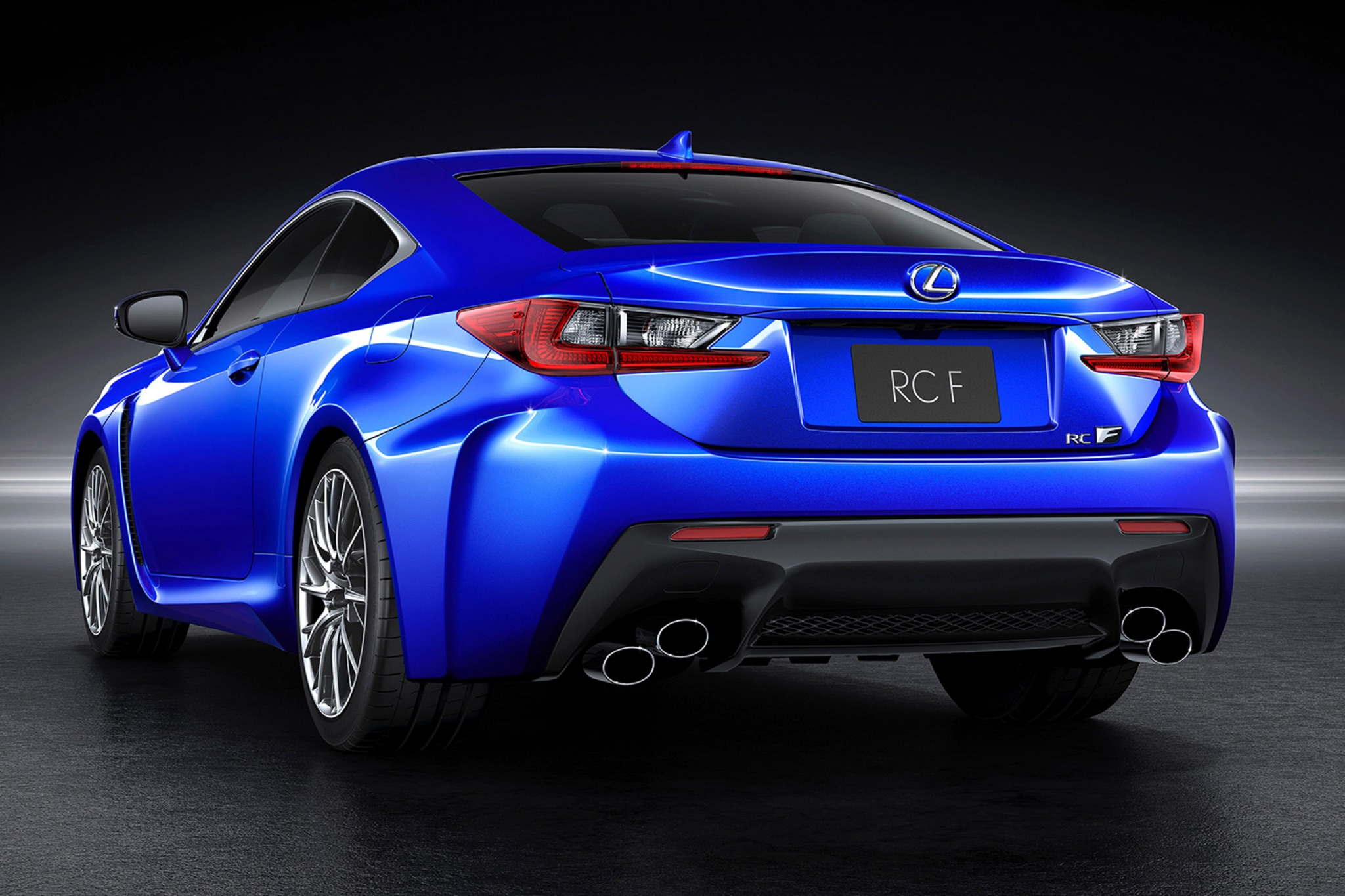 2015 Lexus RC F Coupe Ext exterior #8