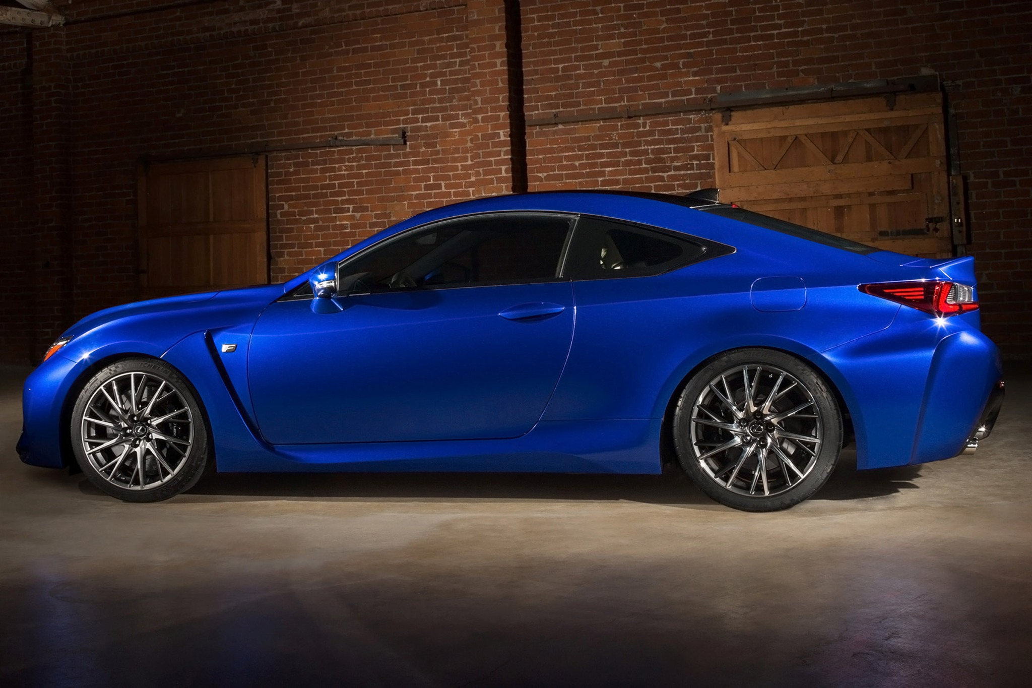2015 Lexus RC F Coupe Ext exterior #5
