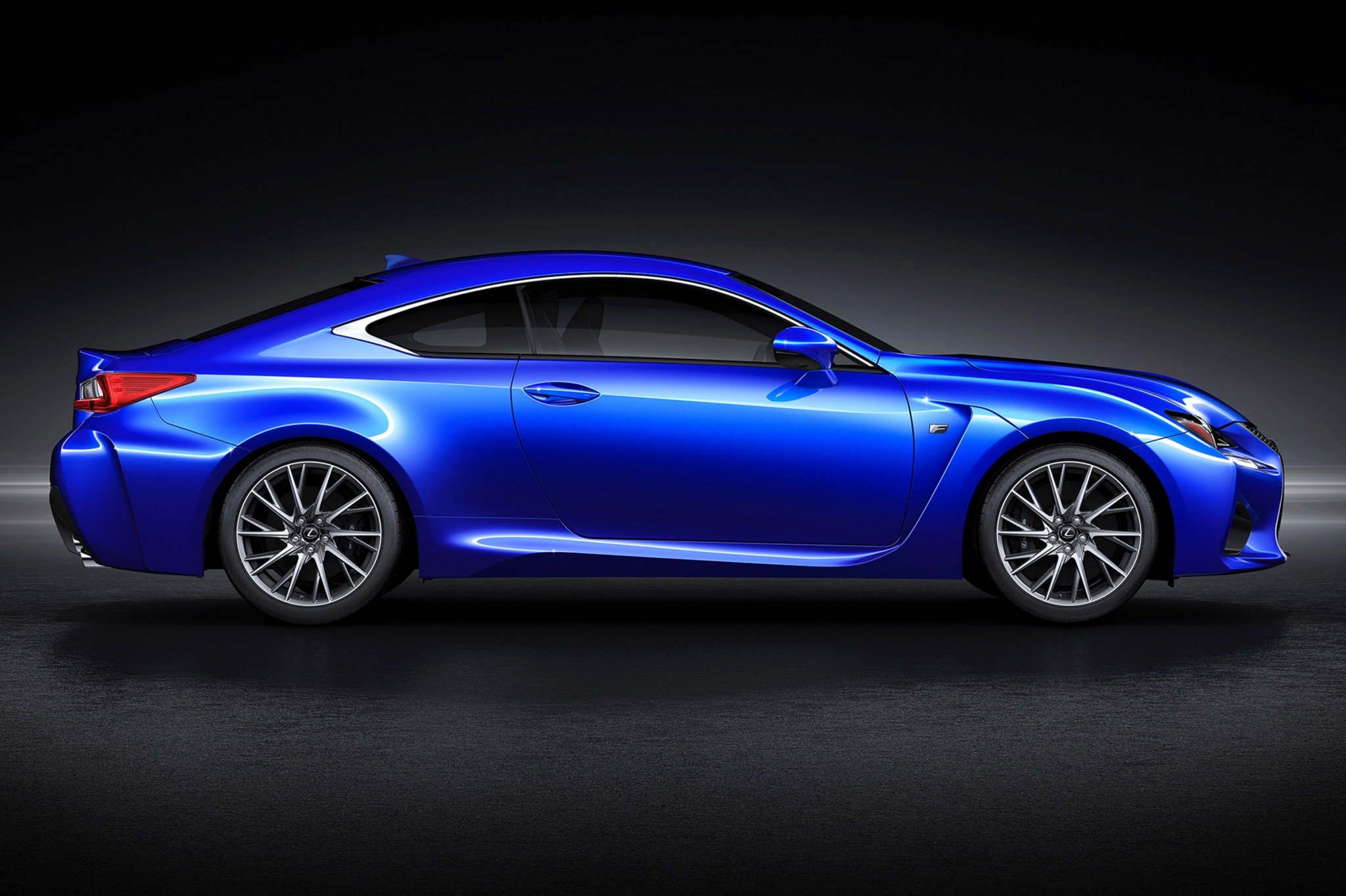 2015 Lexus RC F Coupe Ext exterior #6