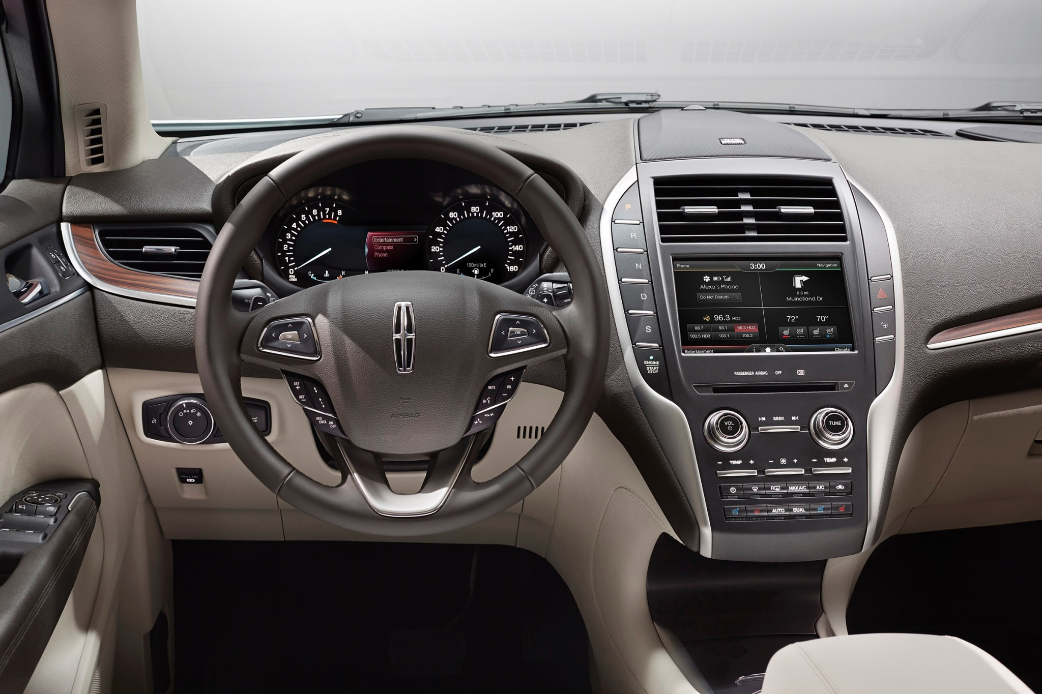 2015 Lincoln MKC 4dr SUV  exterior #9