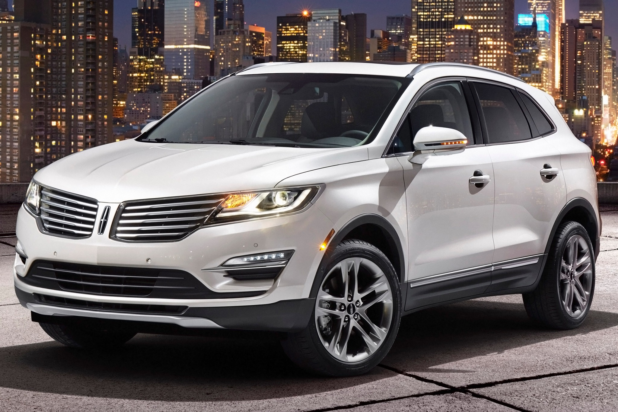 2015 Lincoln MKC 4dr SUV  exterior #1