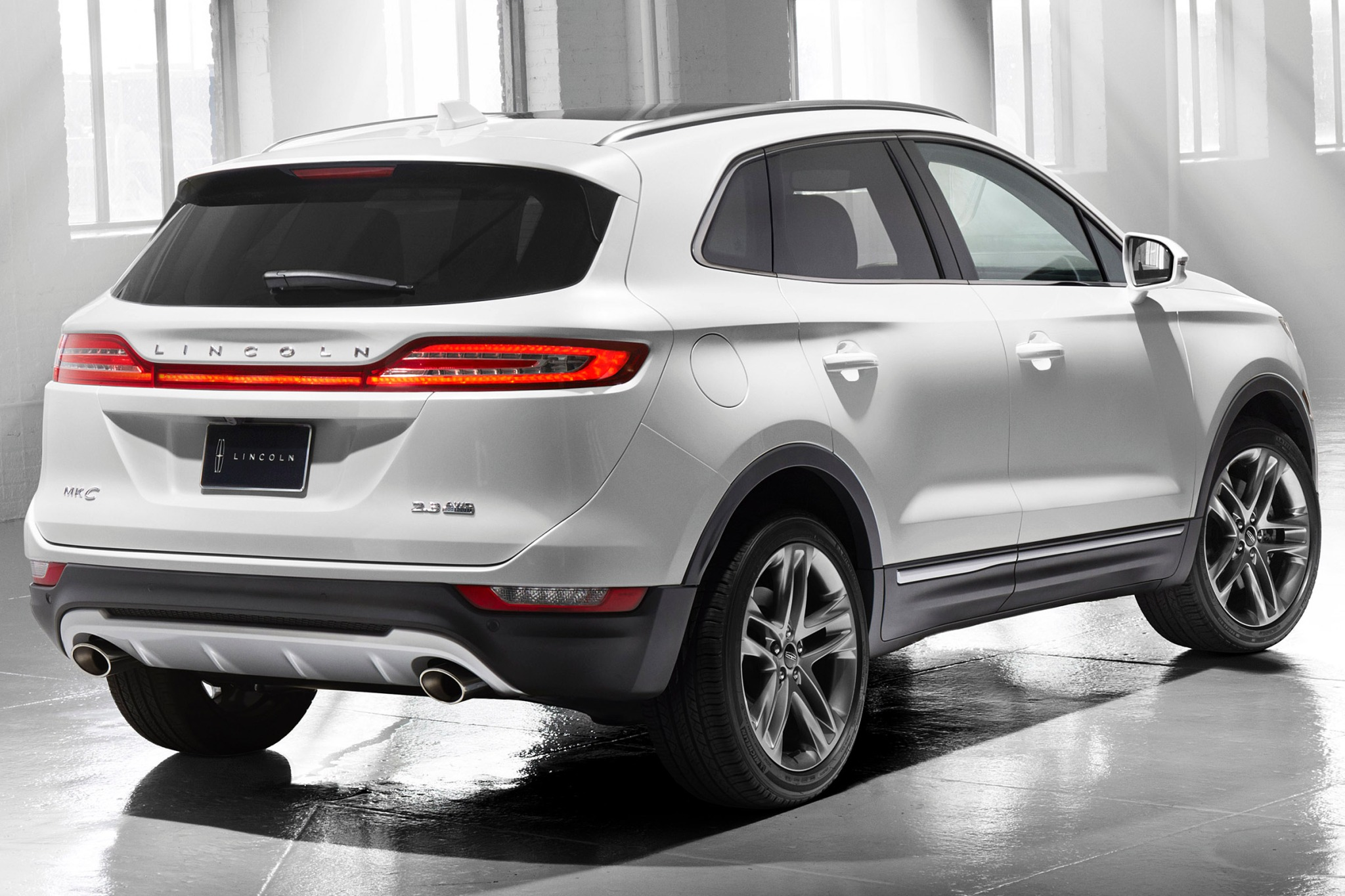 2015 Lincoln MKC 4dr SUV  exterior #6