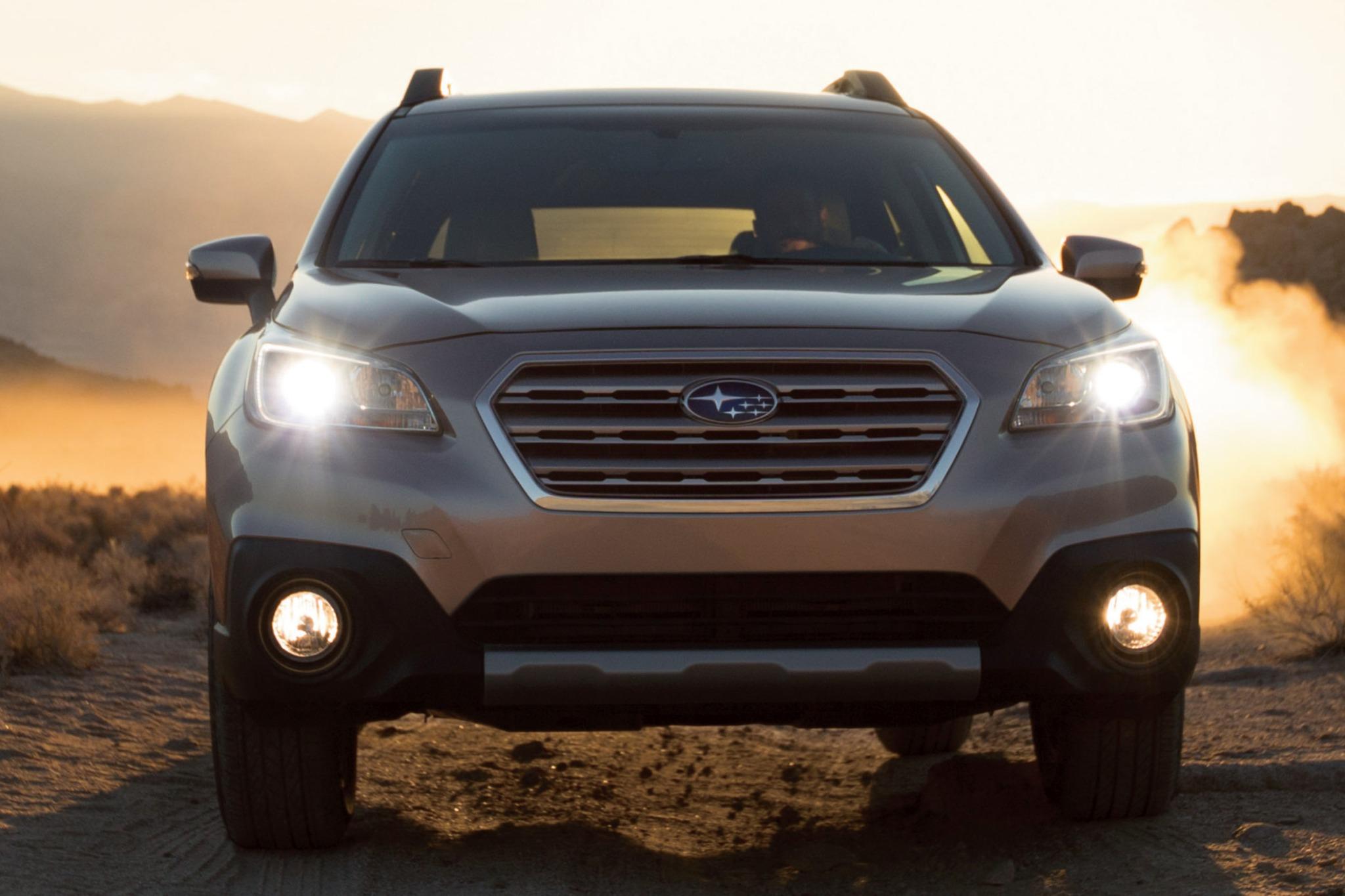 2015 Subaru Outback Image 7