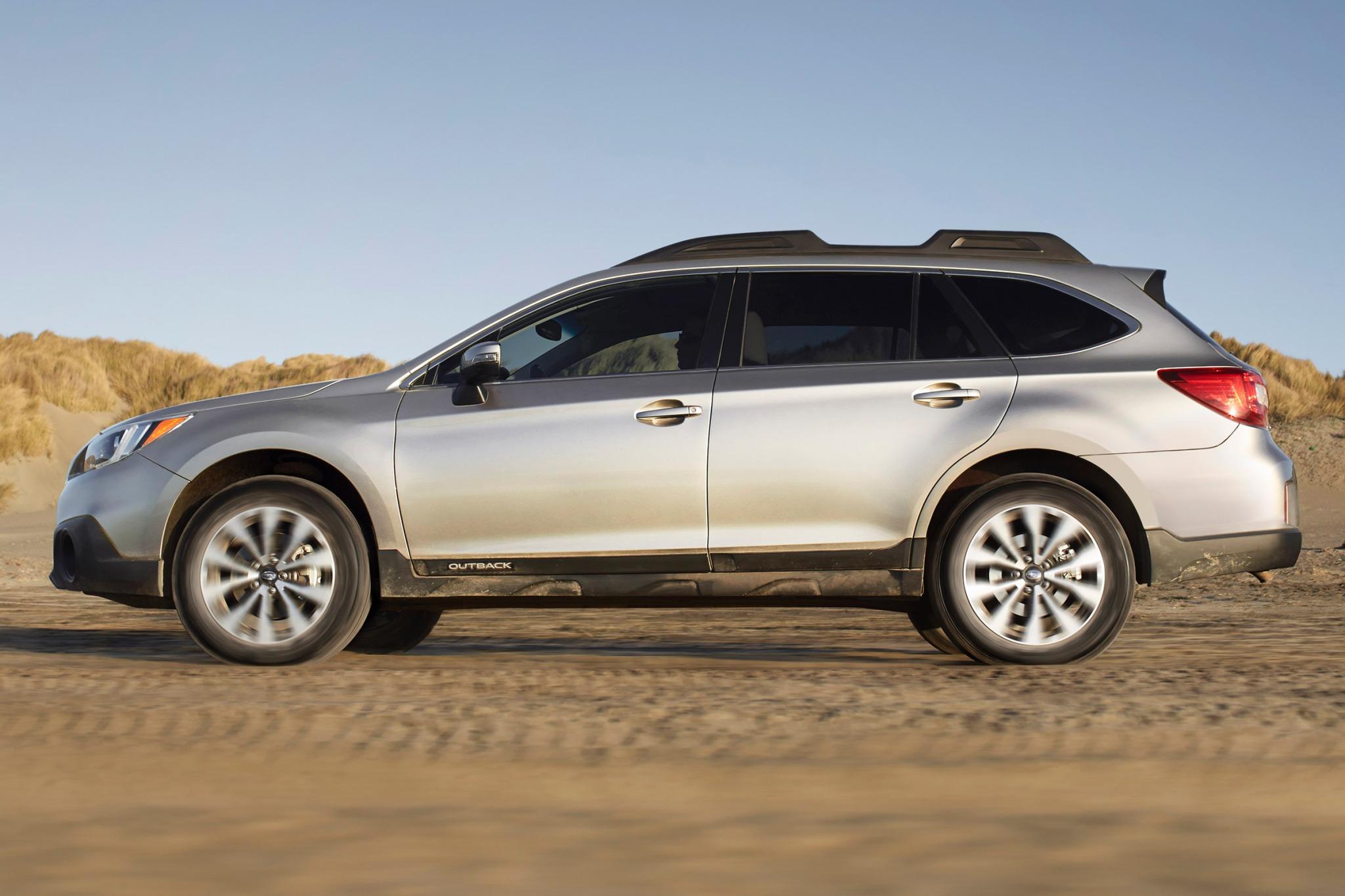 2015 Subaru Outback Image 5