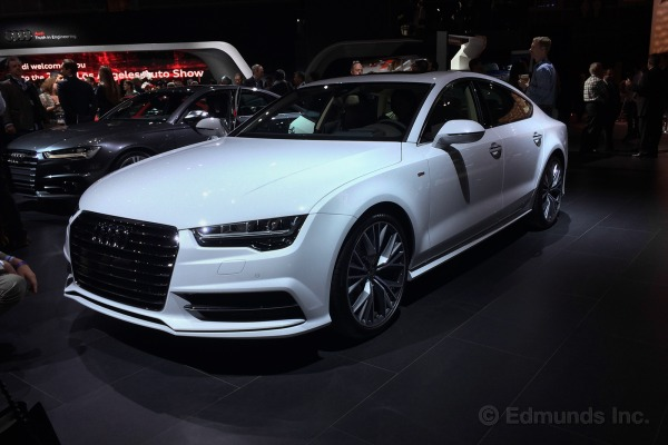 2016 audi a7 information and photos zombiedrive. Black Bedroom Furniture Sets. Home Design Ideas