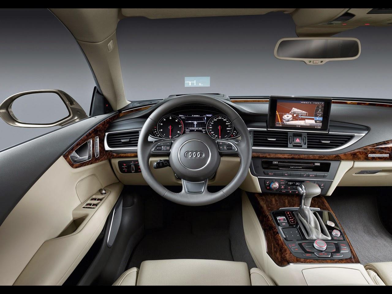 2016 Audi A7 Image 9