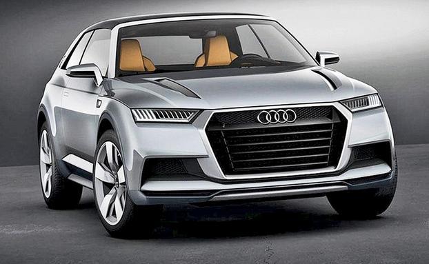 2016 Audi Q1 Image 3