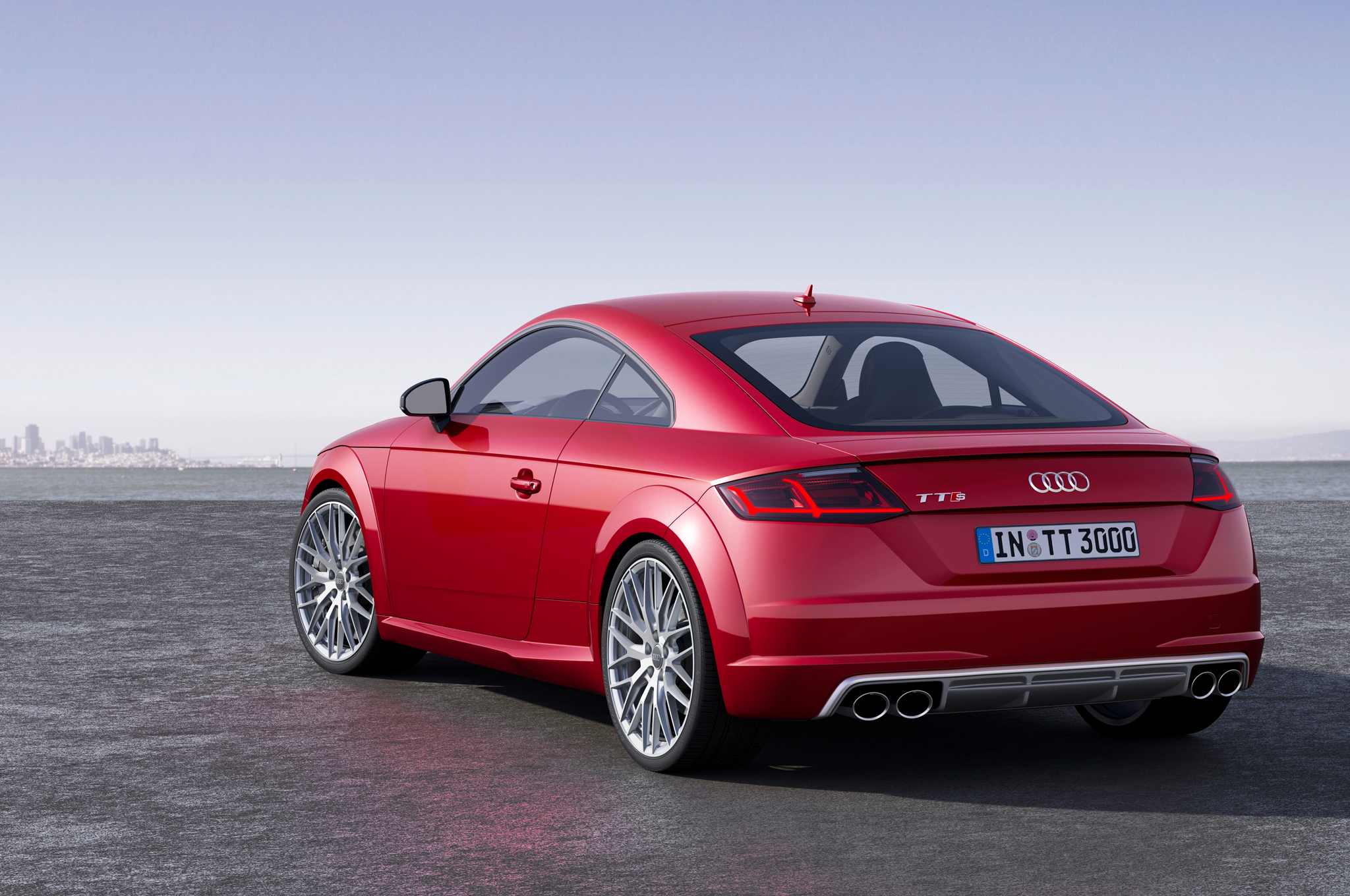 2016 audi tt - information and photos - zombiedrive