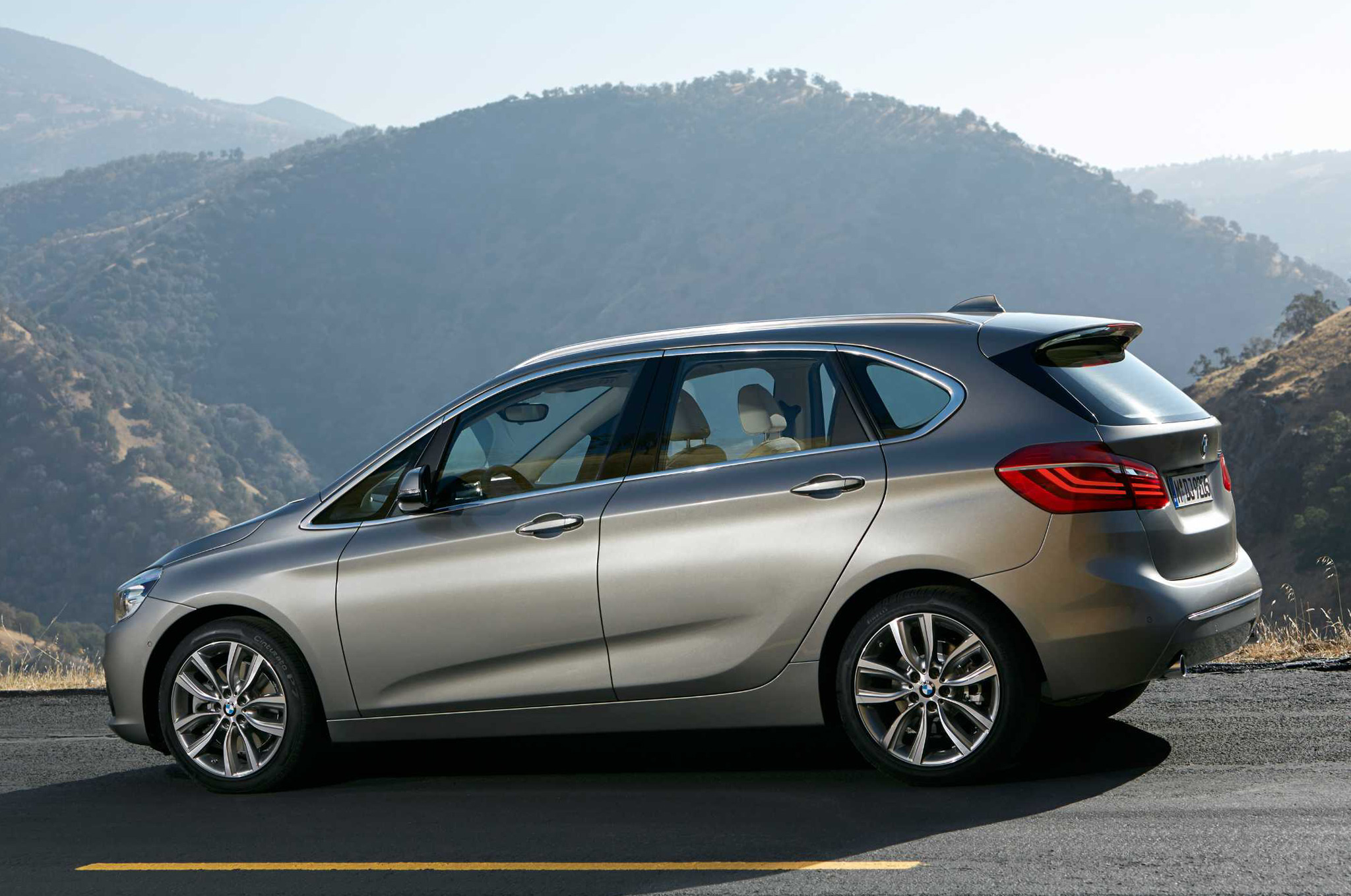 BMW 2 Series Active Tourer #19