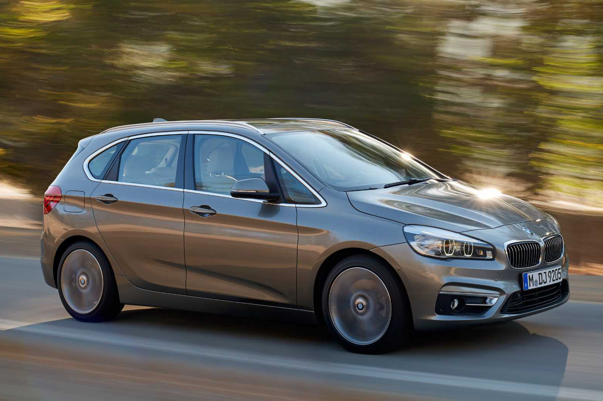 BMW 2 Series Active Tourer #10