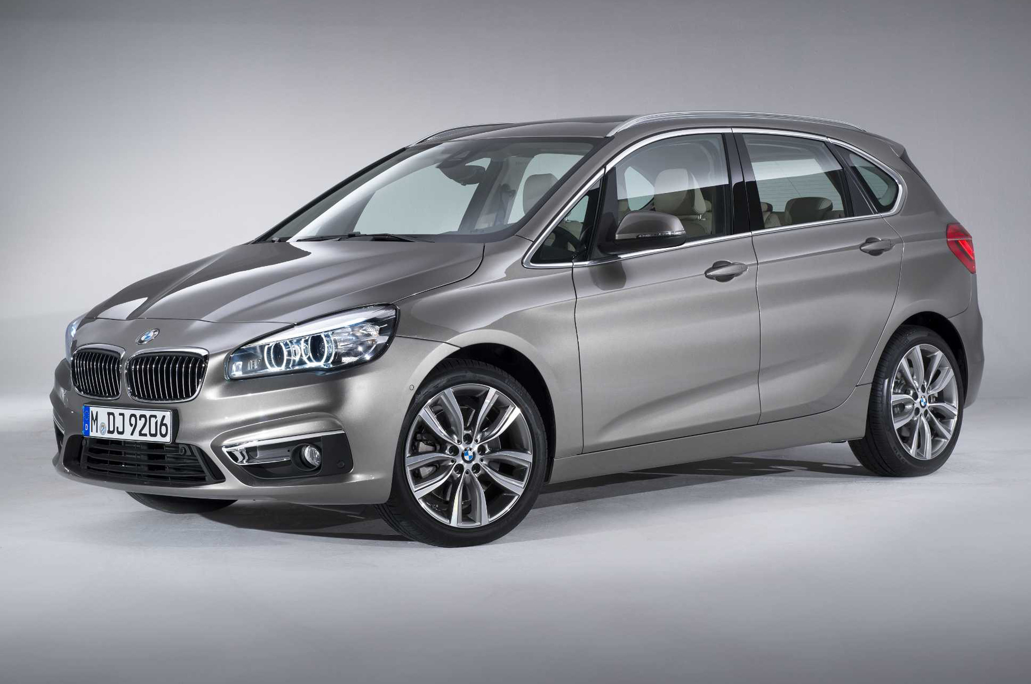 BMW 2 Series Active Tourer #13