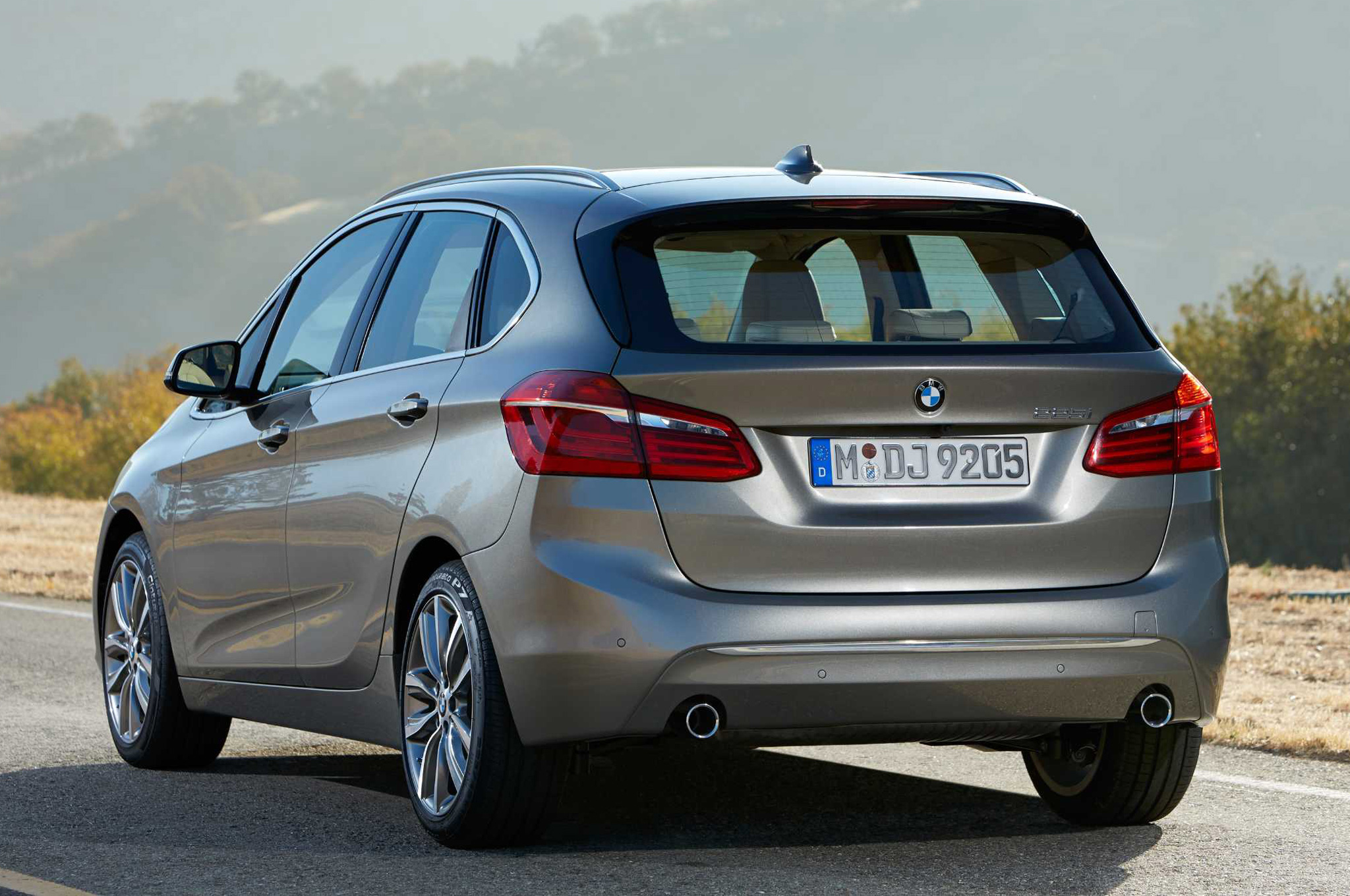 BMW 2 Series Active Tourer #17