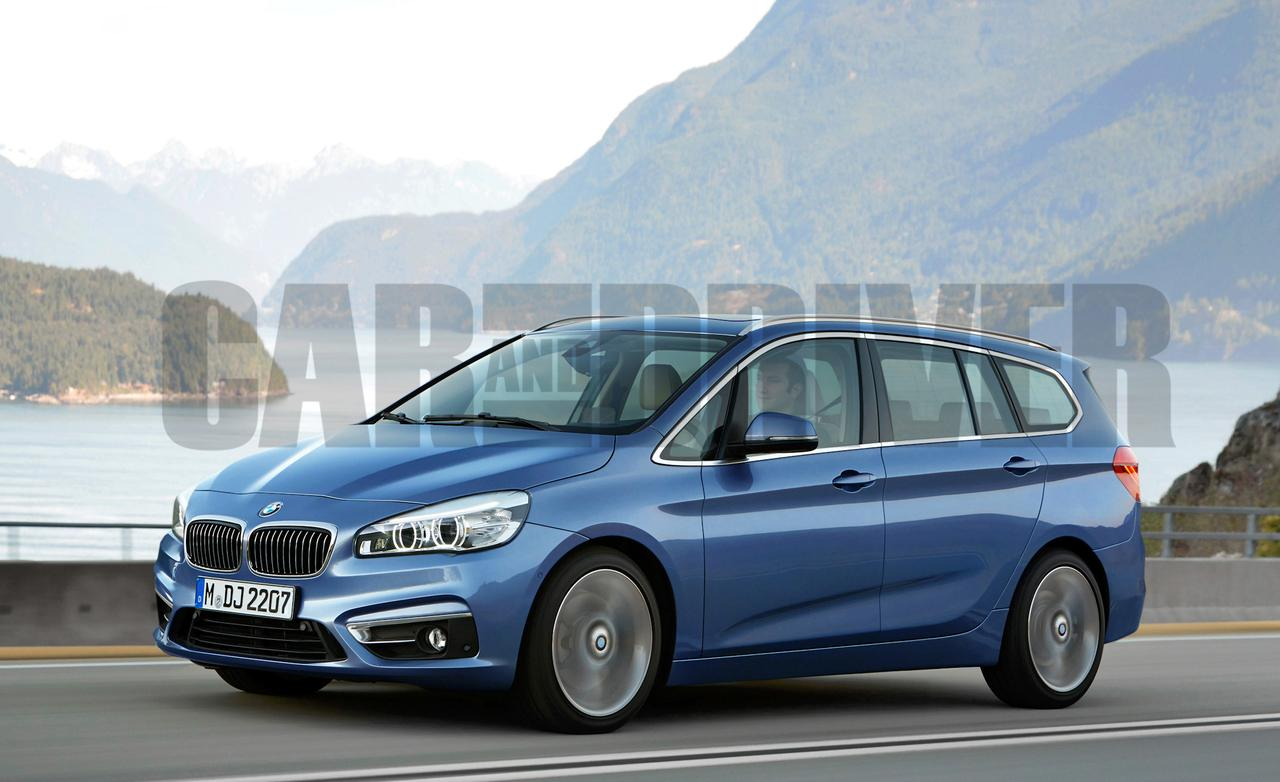 BMW 2 Series Active Tourer #20