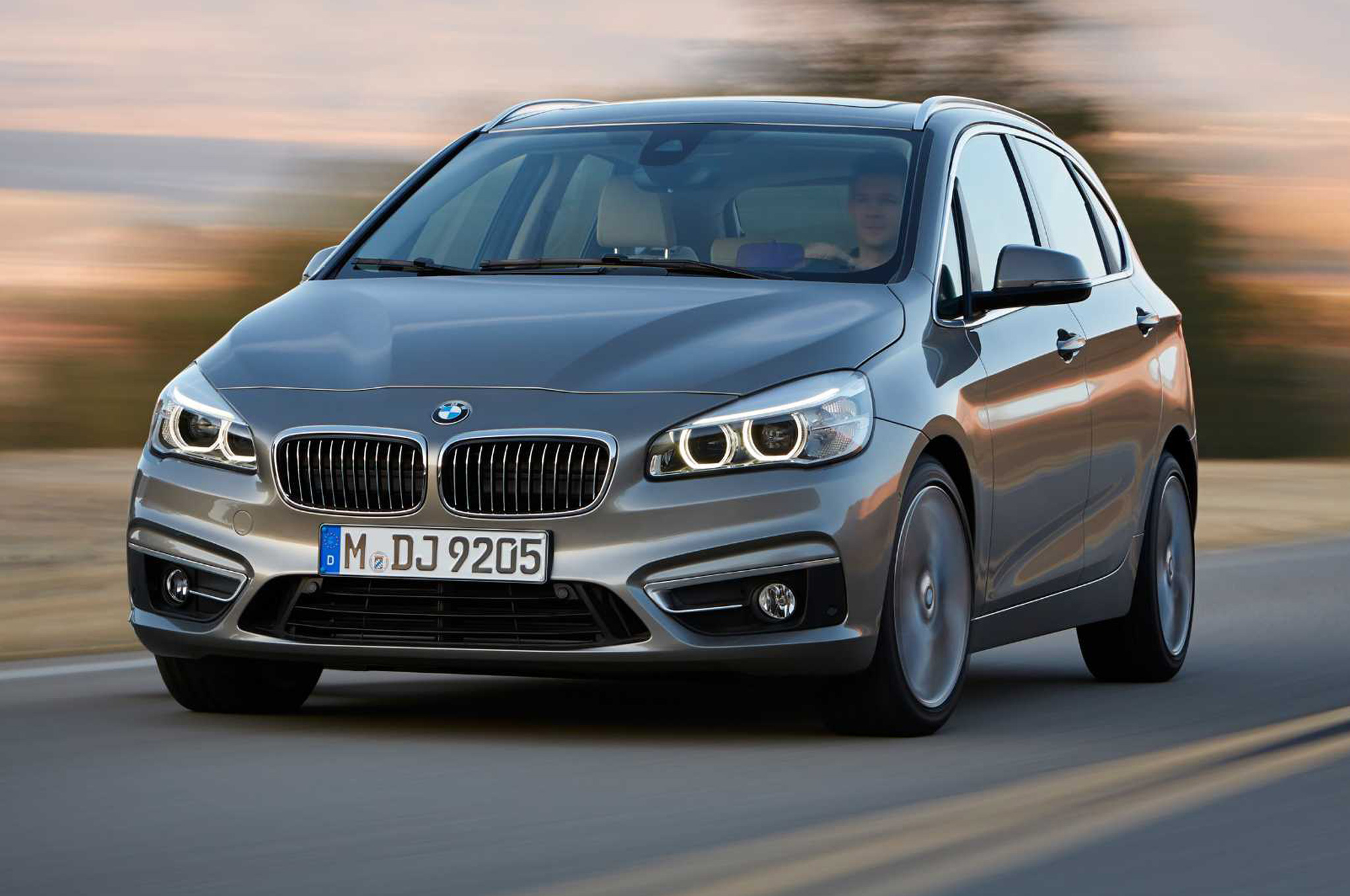 BMW 2 Series Active Tourer #16