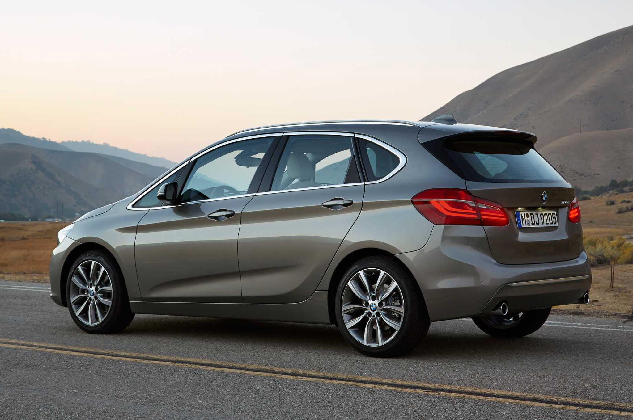 BMW 2 Series Active Tourer #15