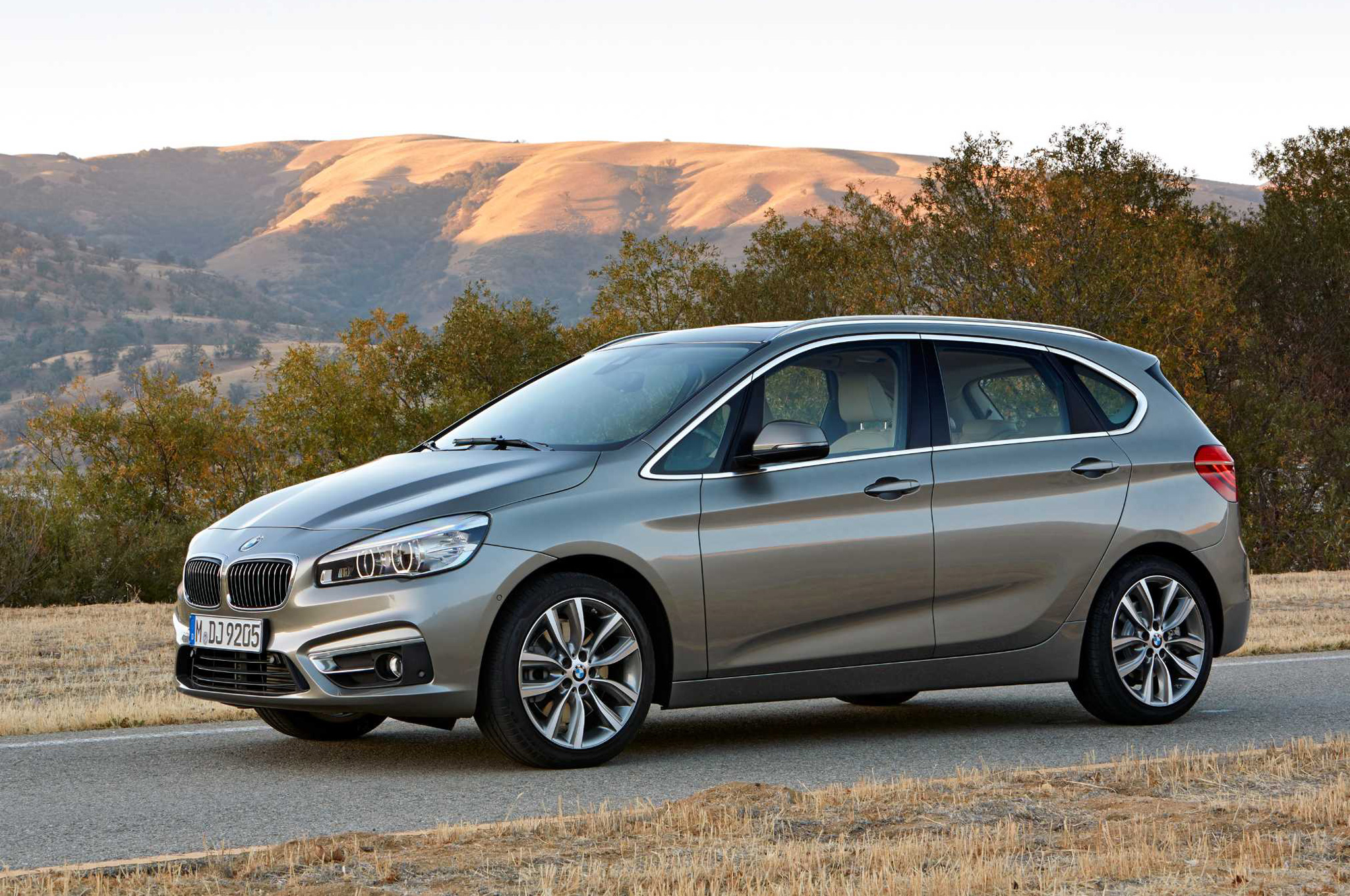 BMW 2 Series Active Tourer #18