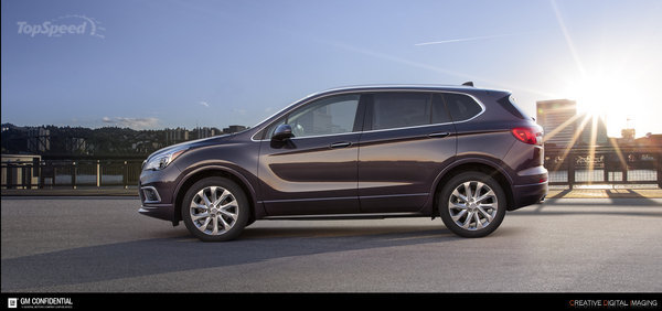 2016 Buick Envision #11