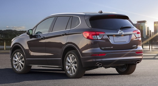 2016 Buick Envision #3