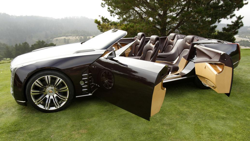 2016 Cadillac LTS  Information and photos  ZombieDrive