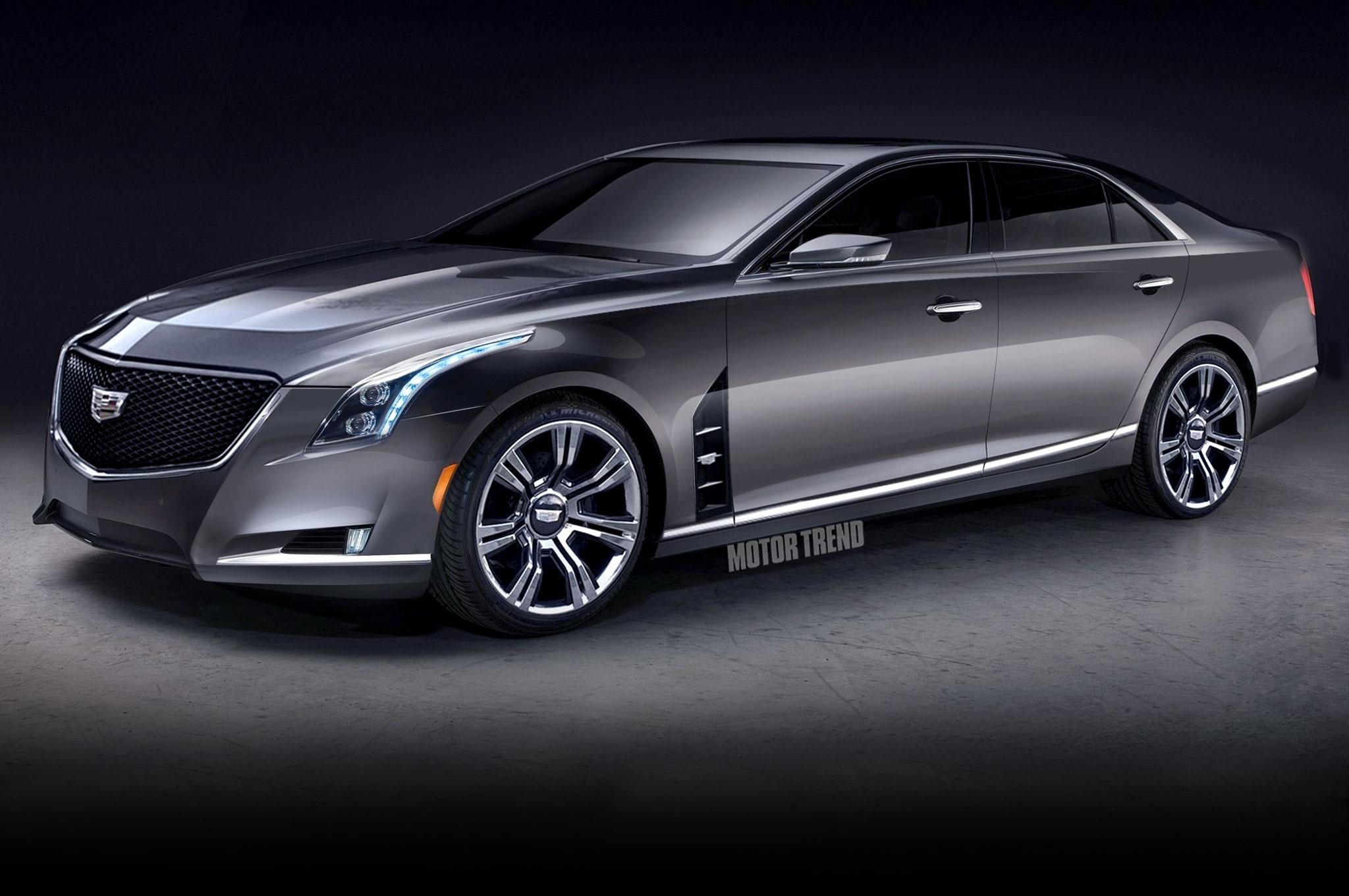 2016 Cadillac Lts 12