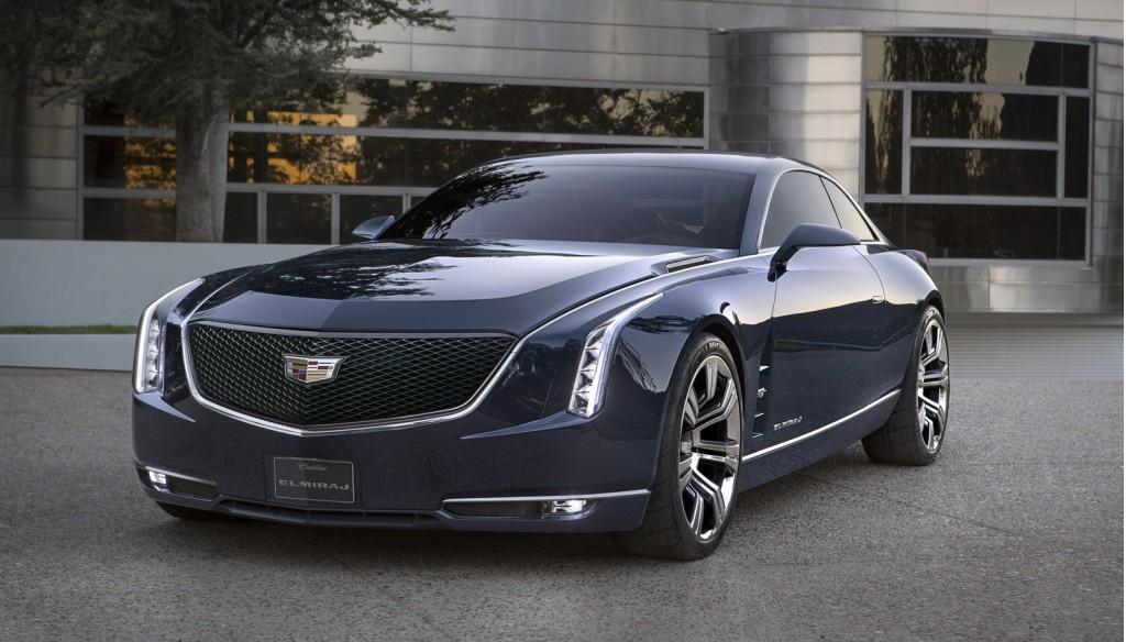 2016 Cadillac LTS - Information and photos - ZombieDrive