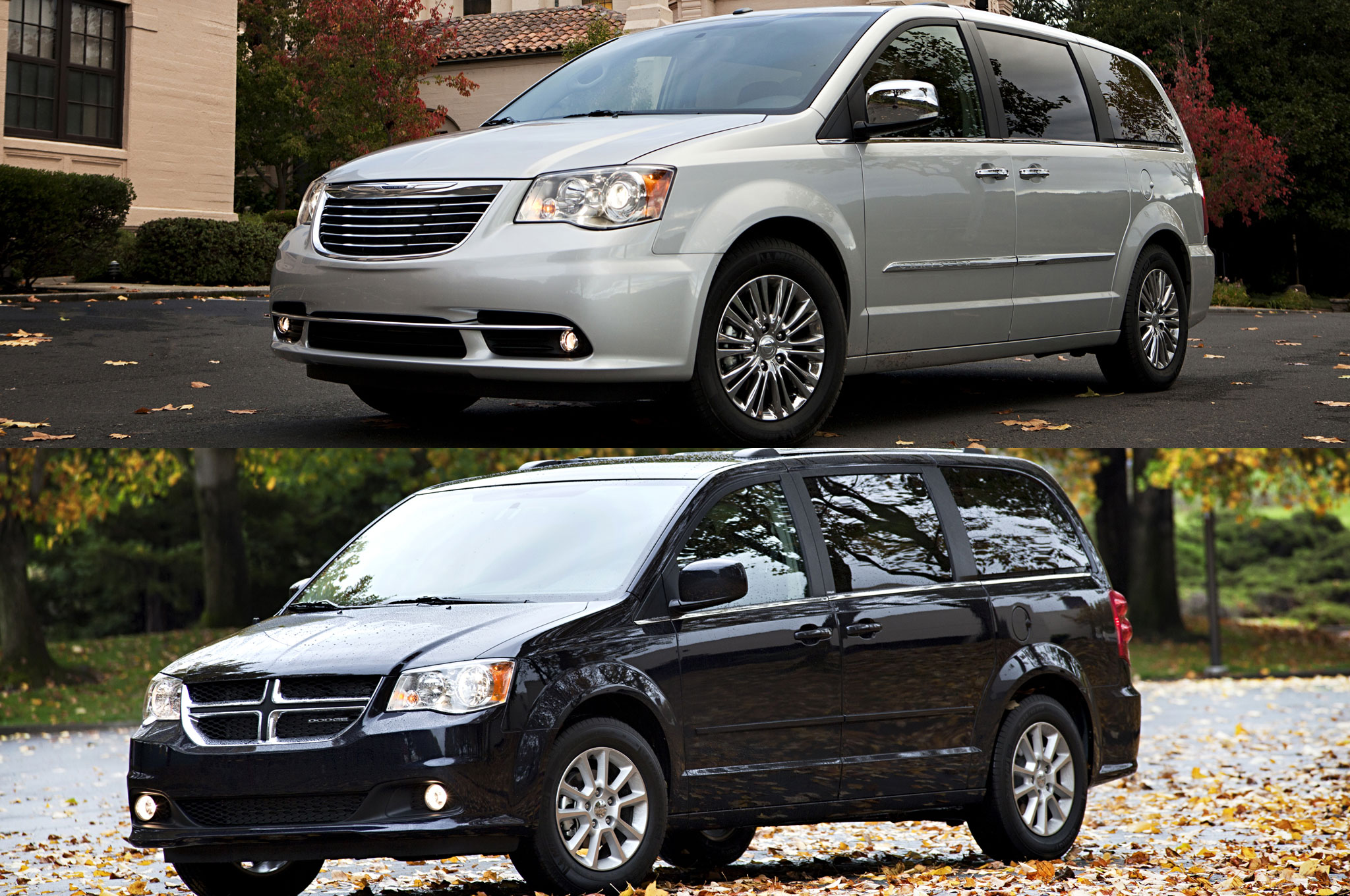 Chrysler Town and Country #2