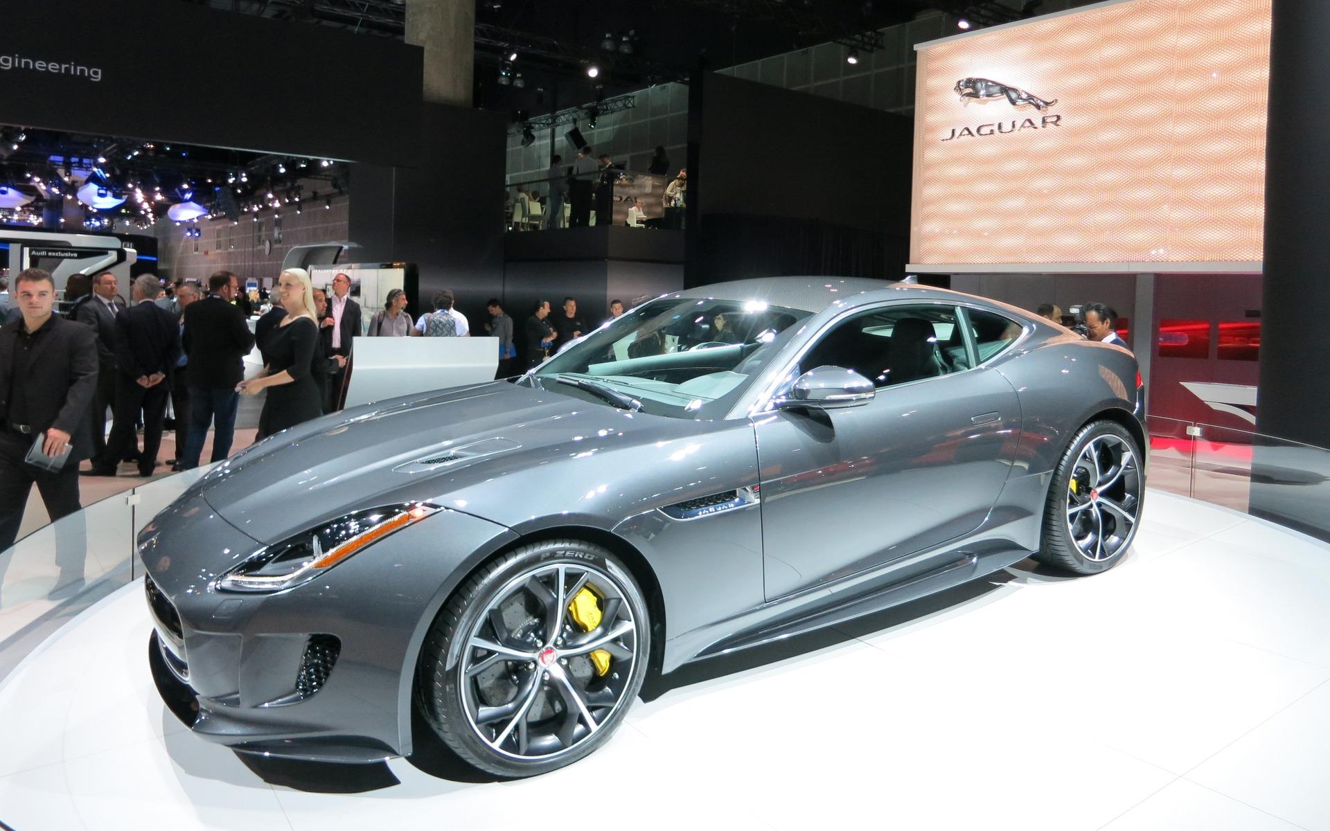 2016 Jaguar F Type Information And Photos Zombiedrive