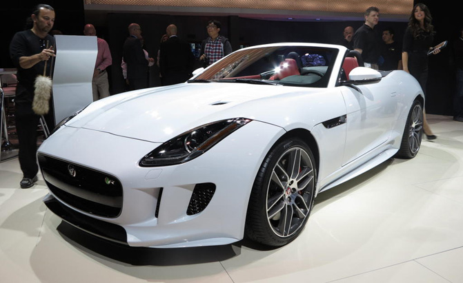 2016 Jaguar F-TYPE #6