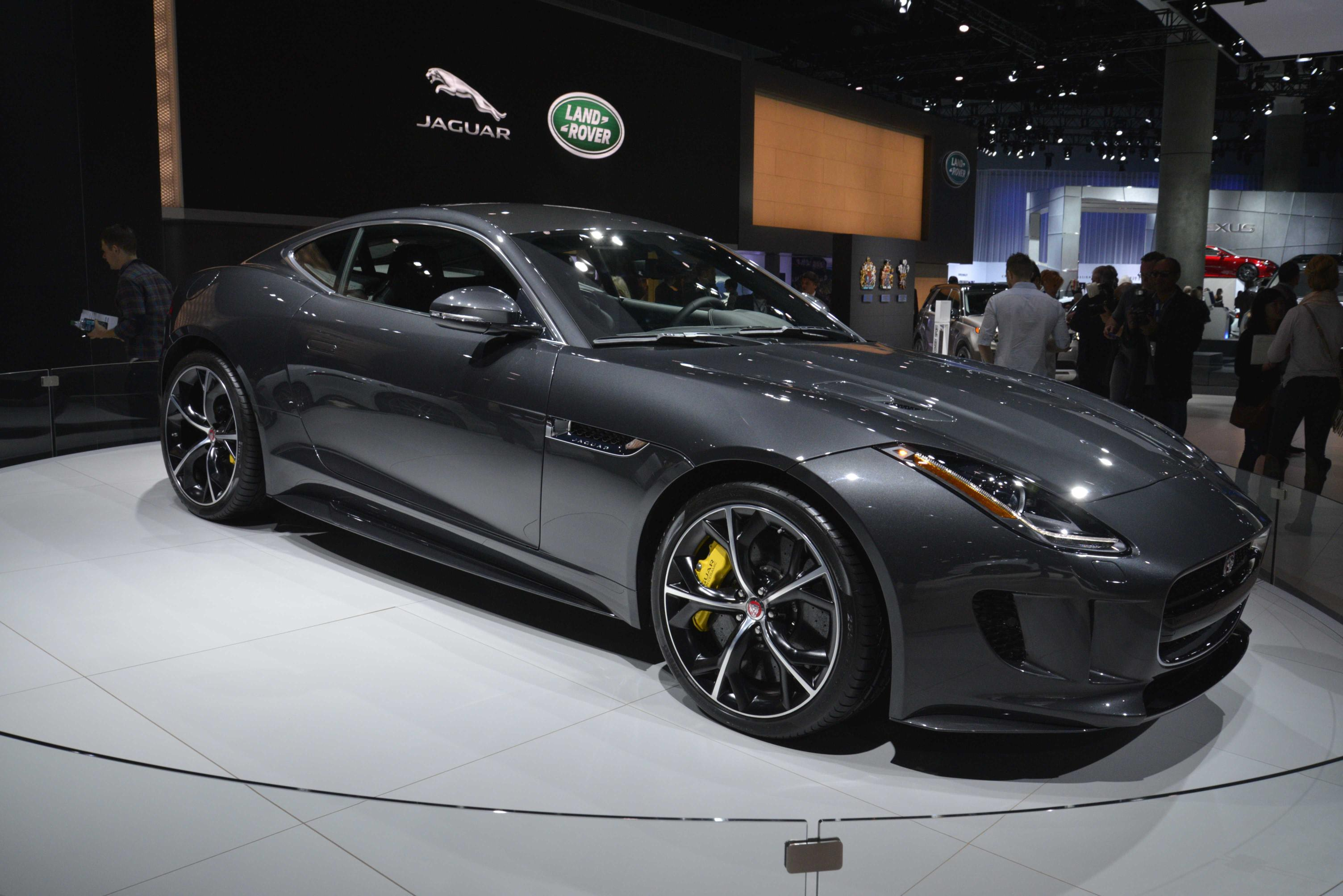 2016 Jaguar F-TYPE #7