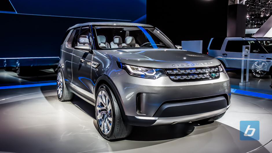 Land Rover Discovery Sport #20