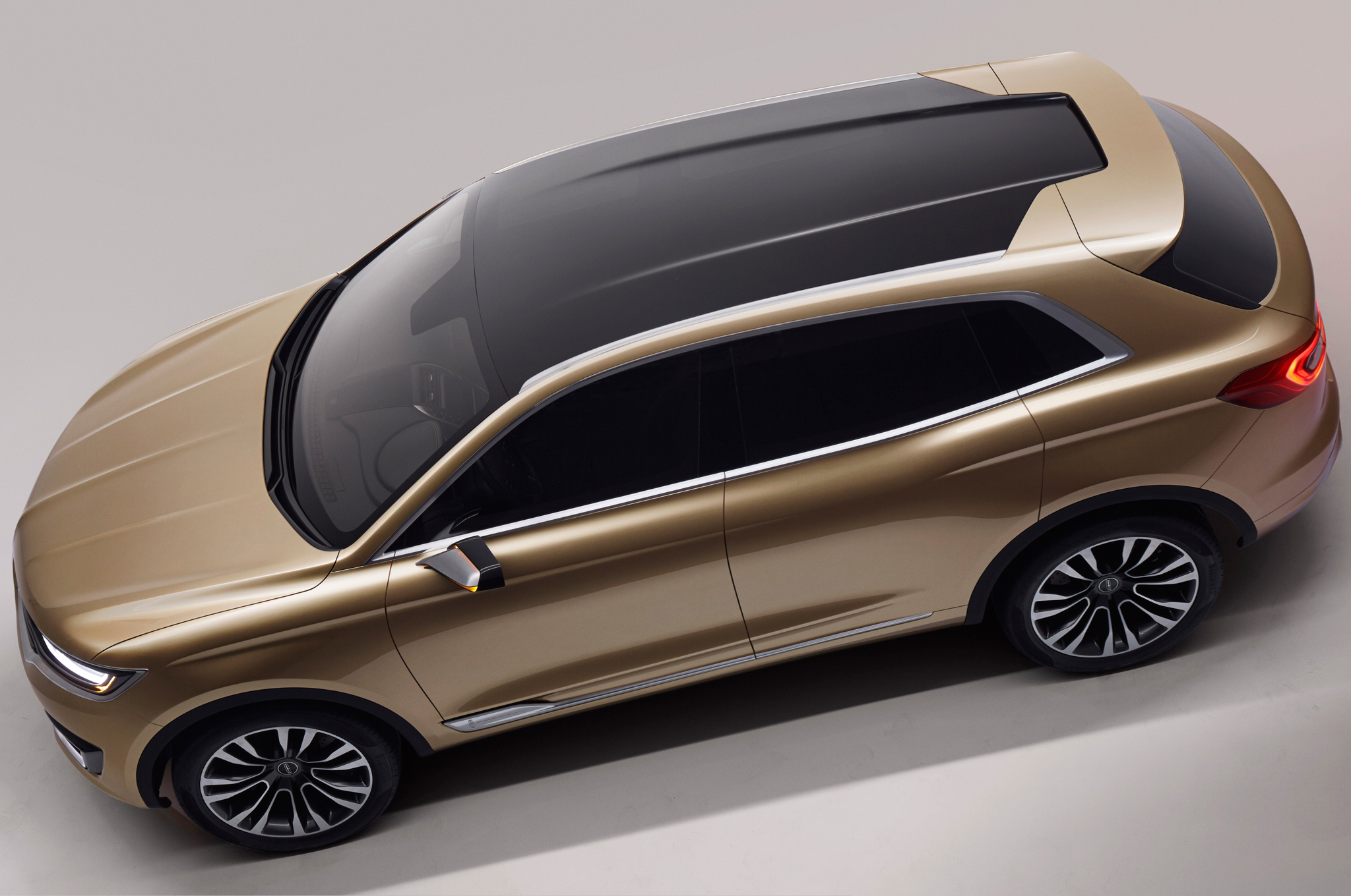Lincoln Town Car 2016 >> 2016 LINCOLN MKX - Image #1