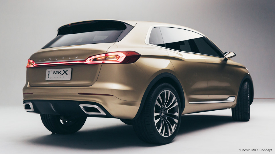 2016 Lincoln Mkx Image 6