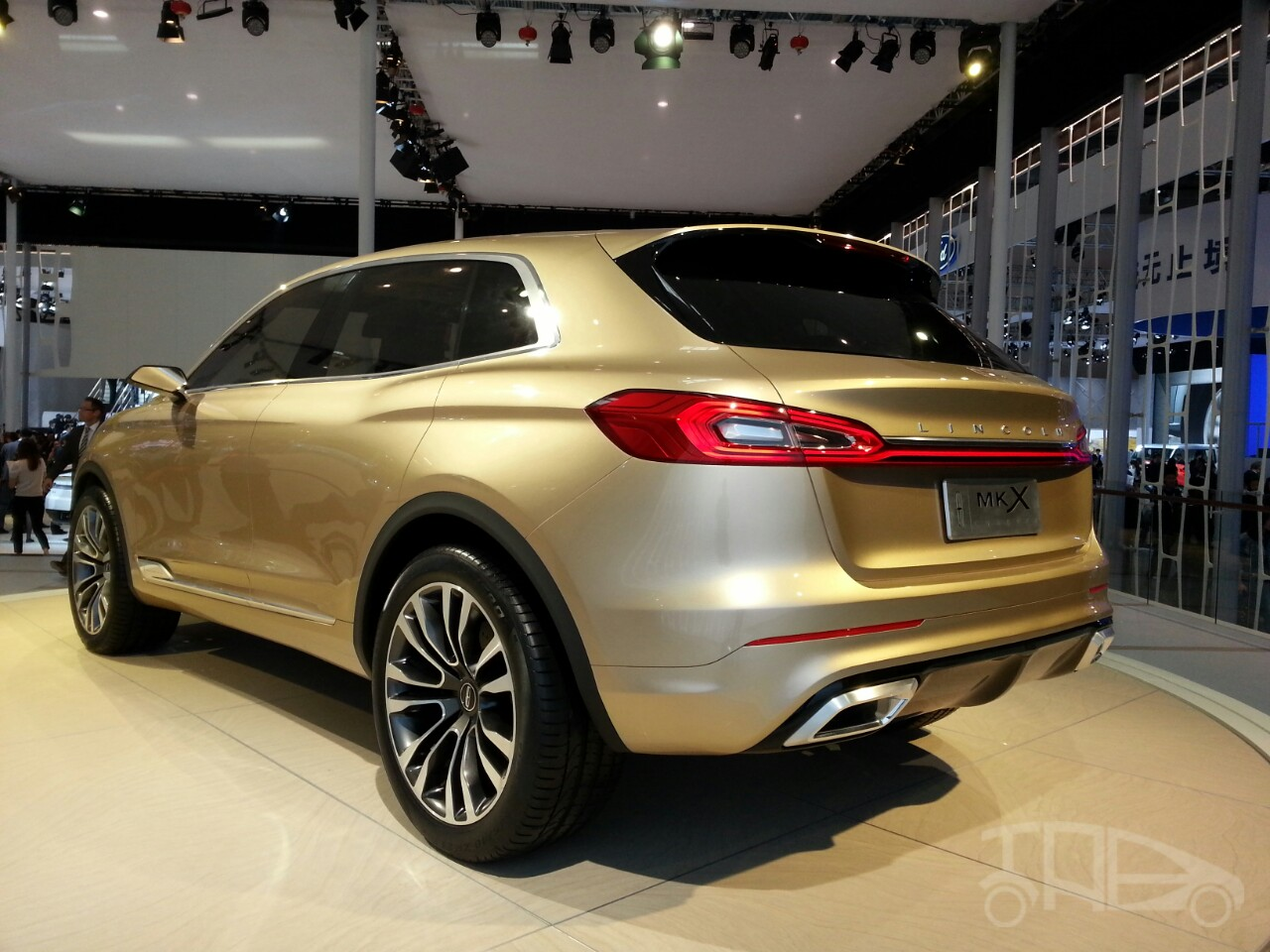 Lincoln MKX #7