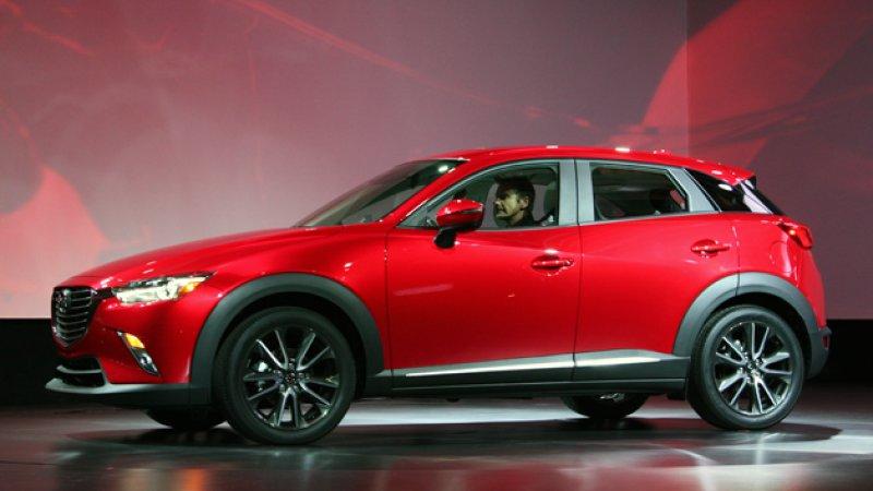 Mazda Mx3 2016 >> 2016 Mazda Cx 3 Image 2