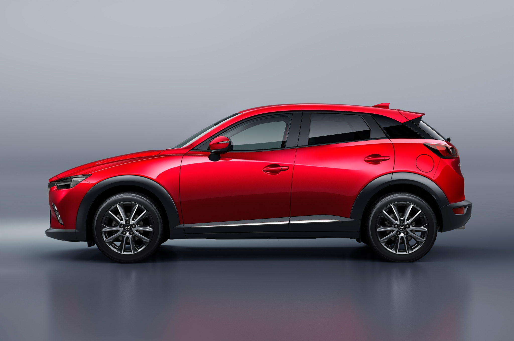 2016 mazda cx 3 information and photos zombiedrive. Black Bedroom Furniture Sets. Home Design Ideas