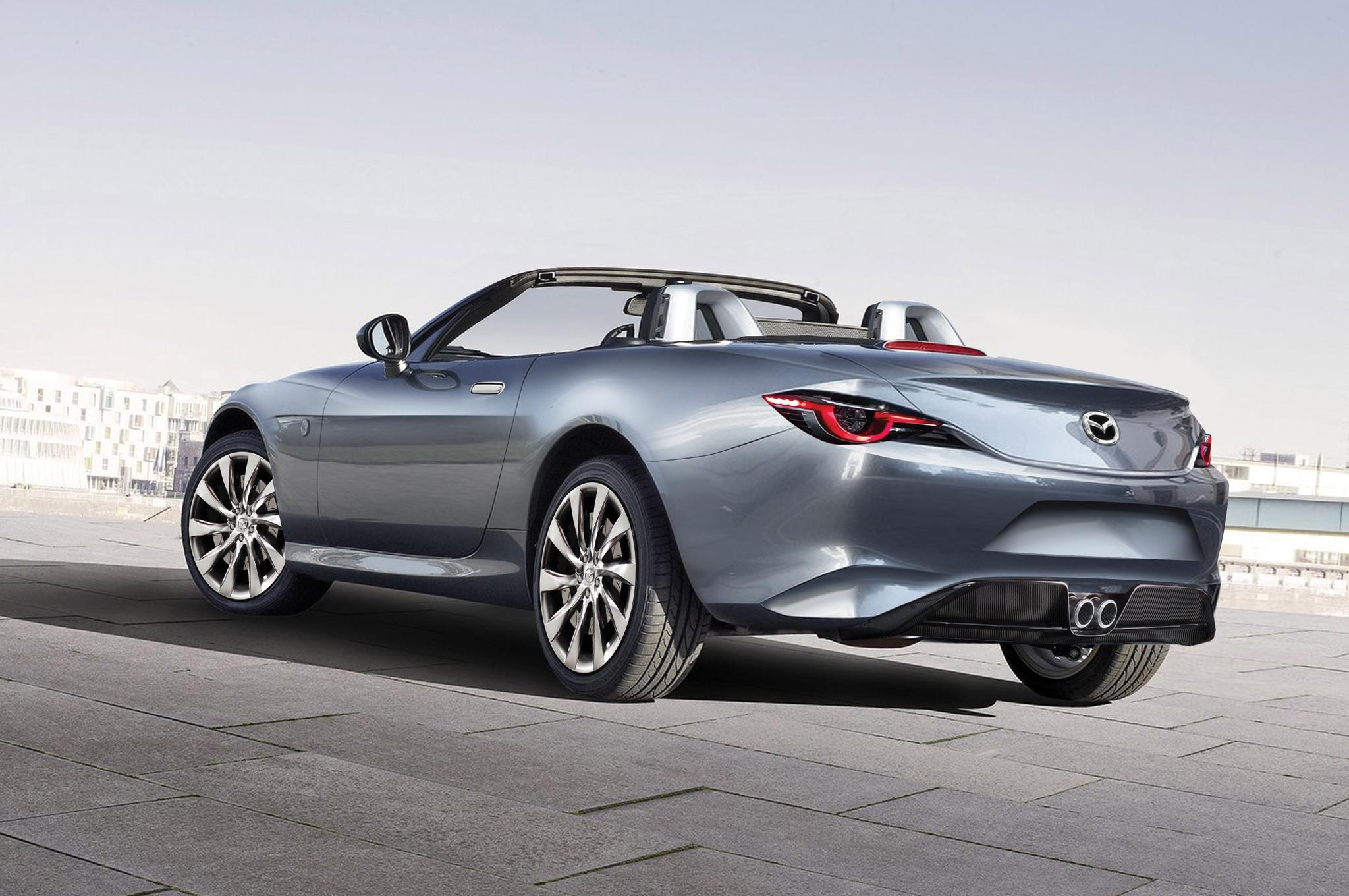 2016 Mazda Mx 5 Miata Image 6