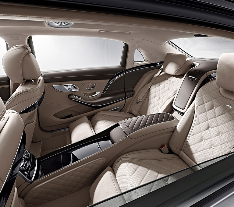2016 Mercedes-Benz Maybach #1