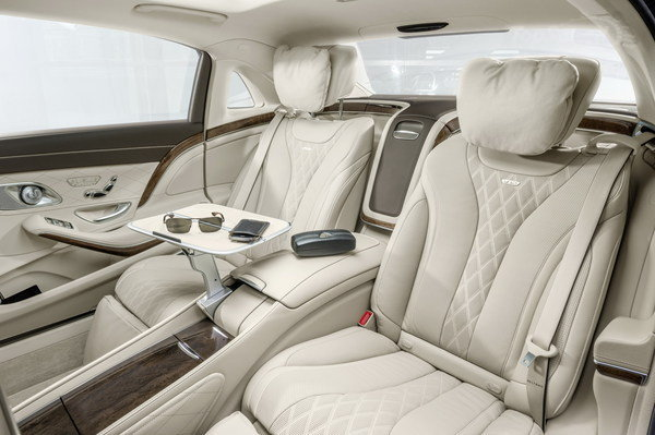 2016 Mercedes-Benz Maybach #3