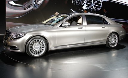 2016 Mercedes-Benz Maybach #7