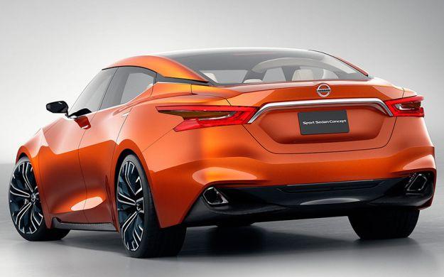 2016 Nissan Maxima Image 6