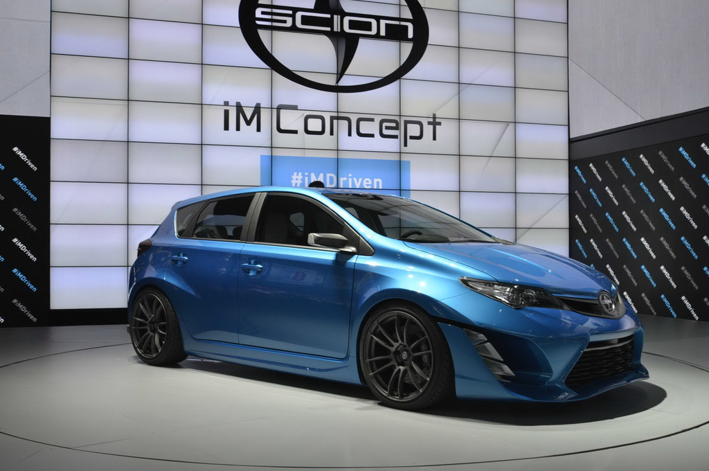 2016 Scion Im Information And Photos Zombiedrive
