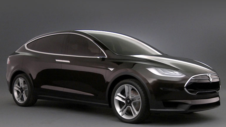Tesla Model X Information And Photos ZombieDrive - 2016 tesla msrp