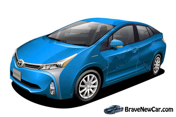 2016 Toyota Prius Image 4