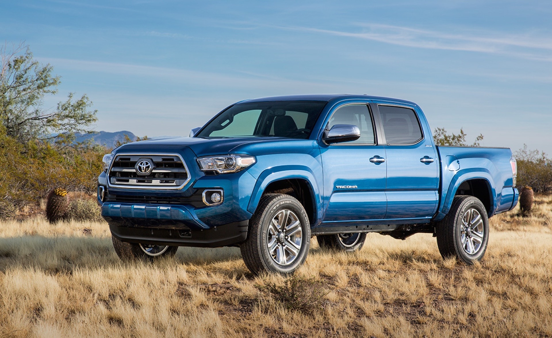 2016 toyota tacoma information and photos zombiedrive. Black Bedroom Furniture Sets. Home Design Ideas